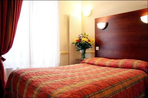 Hotel Pavillon Monceau Etoile Paris 17e Arrondissement France