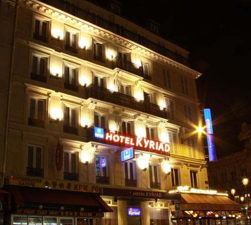 Hotel Kyriad Paris X Gare Du Nord Paris 10e