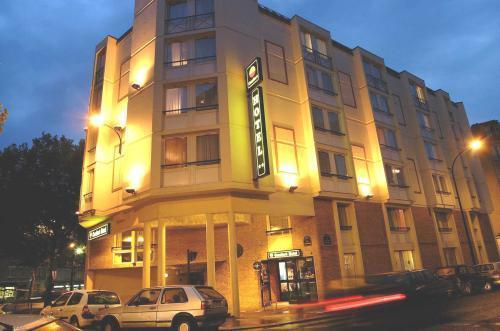 hotel comfort hotel davout nation paris 20e