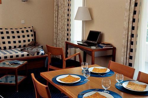 Apartment Hotel Adagio Paris Buttes Chaumont