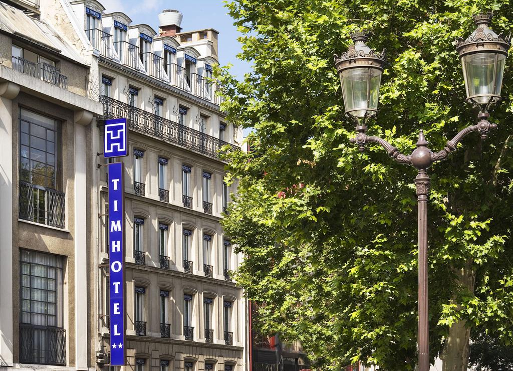 Hotel Timhotel Saint Georges Pigalle Paris 9e