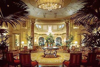 Hotel The St Regis Grand Hotel Rome Rom Italien Hotelsearch Com