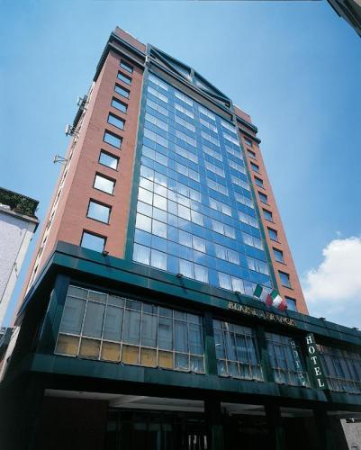 Hotel best western hotel milton milano mailand italien for Hotel milton milano