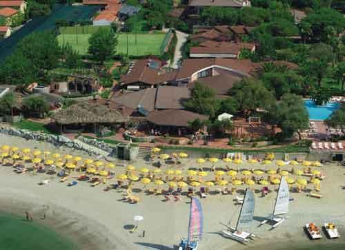 Hotel Villaggio Club Baia Del Sole, Ricadi, Italien ...