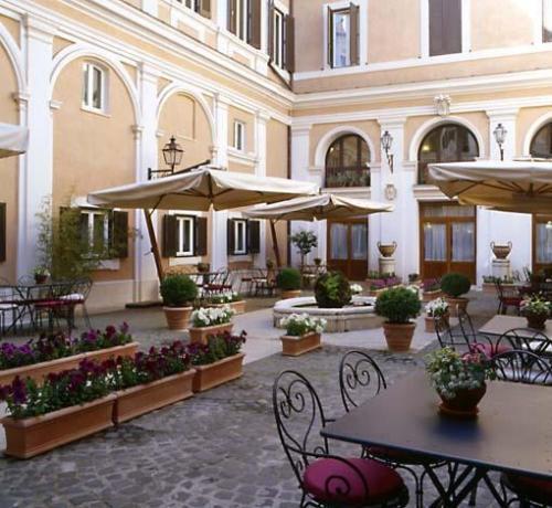 Hotel Palazzo Rospigliosi Roma