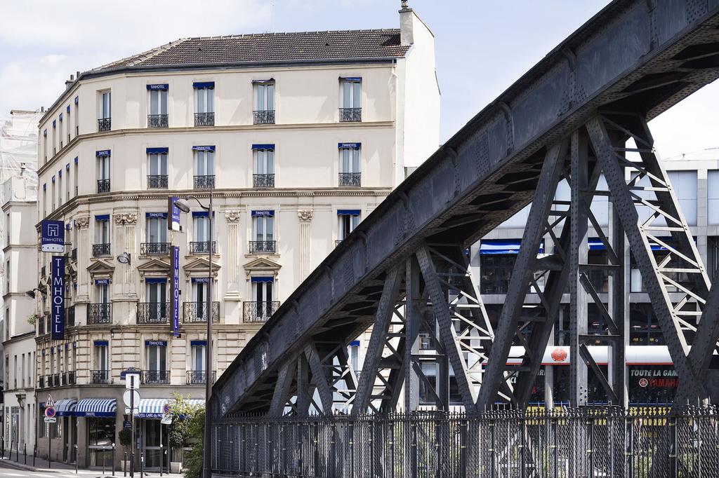 Hotel Timhotel Gare Du Nord  Paris 10e Arrondissement
