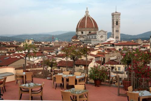 Hotel Baglioni Florence Restaurant