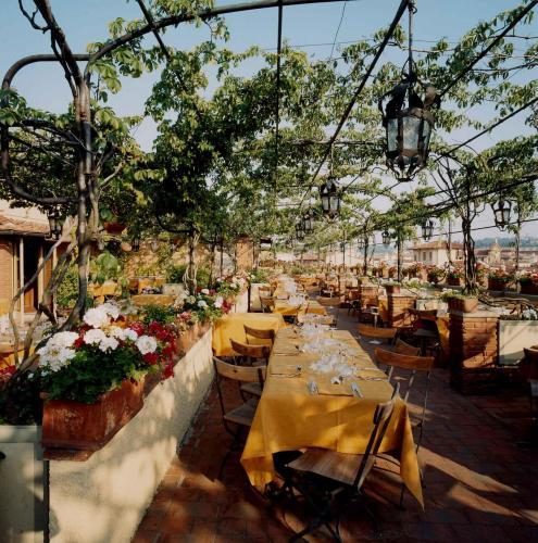 Hotel Grand Hotel Baglioni Florencia Italia