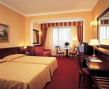 Hotel atahotel executive for Ata hotel milano