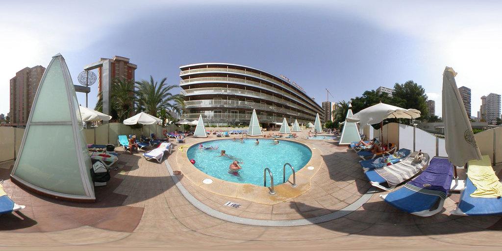 Hotel Diplomatic Benidorm Spain