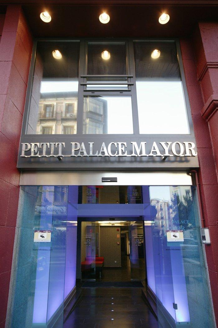 Hotel Petit Palace Mayor Plaza Madrid Spain