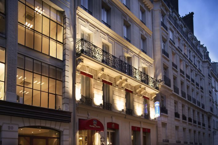 Best Western Hotel Star Champs Elysees Paris