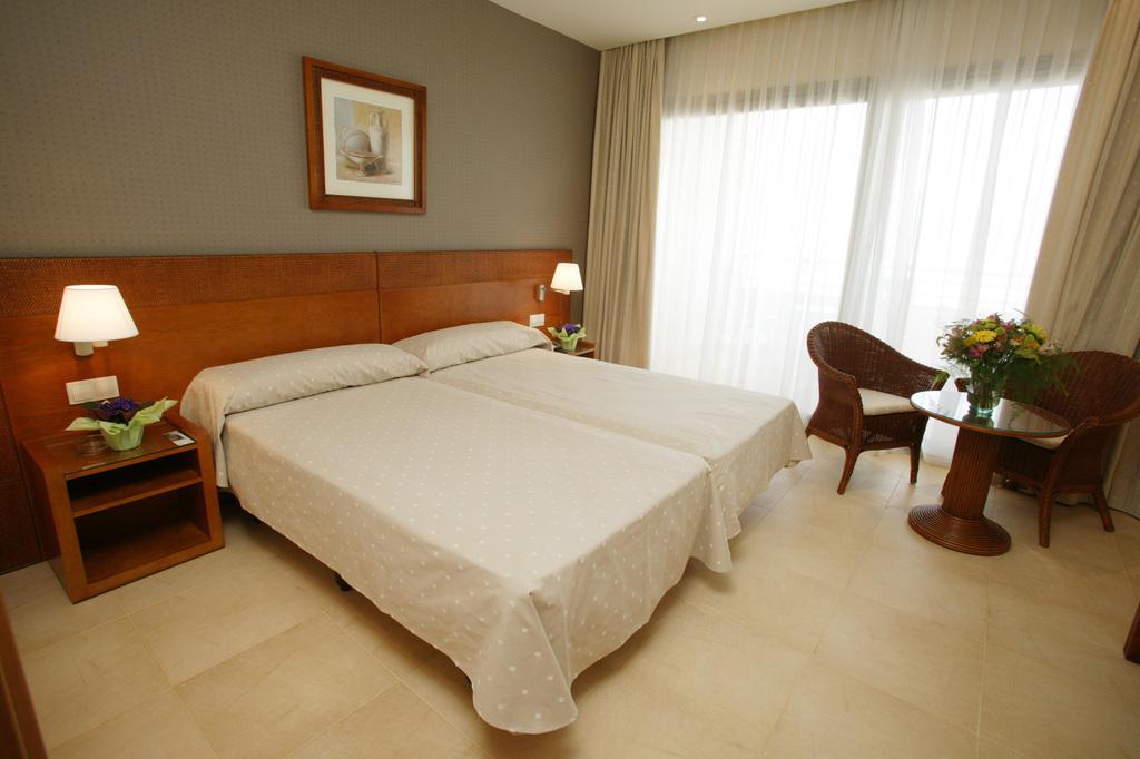 Отель ifach в кальпе испания