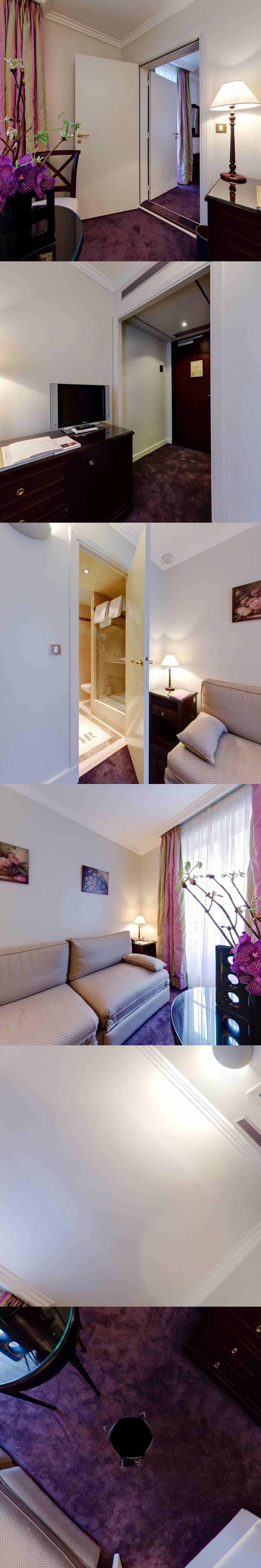 Hotel Royal Saint Honore Paris