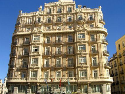 Hotel Spa Madrid Gran Via