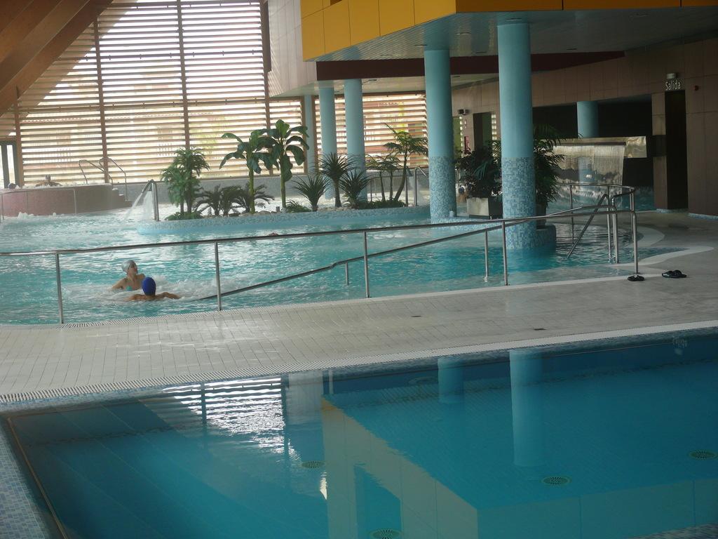 Hotel thalasia golf y thalasso san pedro del pinatar - Spa san pedro del pinatar ...