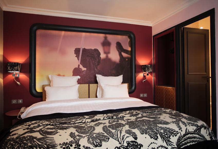 Fontaines Du Luxembourg Hotel Paris
