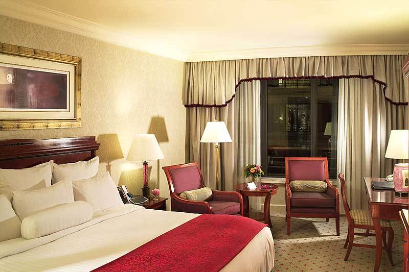Paris Marriott Hotel Champs Elysees Restaurant