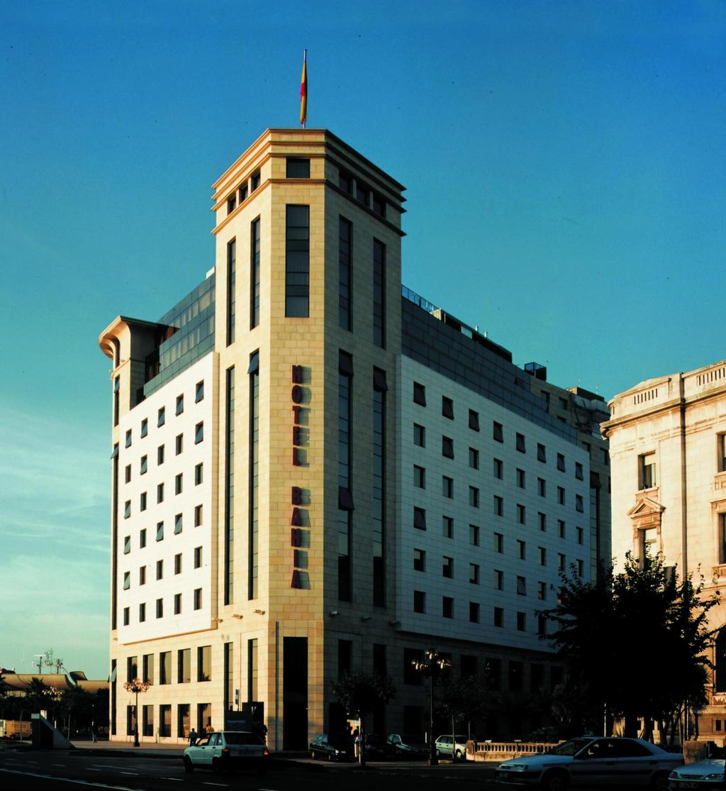 Hotel bah a santander spain for Hotel search