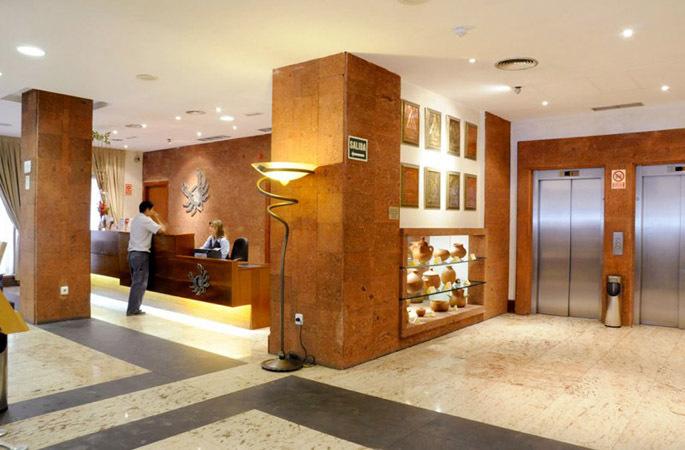 Hotel siete islas madrid espa a - Hotel 7 islas madrid ...