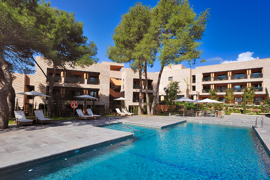 Hotel vincci selecci n estrella del mar marbella spain - Estrella del mar hotel ...