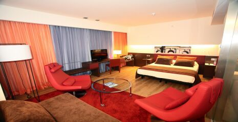Hotel Ayre Gran Hotel Colón Madrid Spain Hotelsearchcom