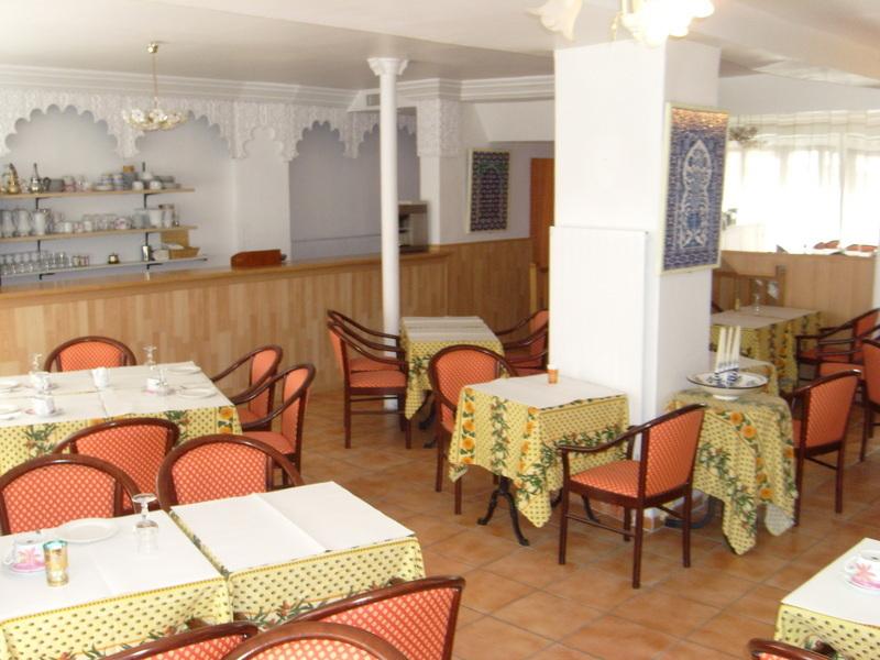 Hotel Pernety Paris 14e Arrondissement France