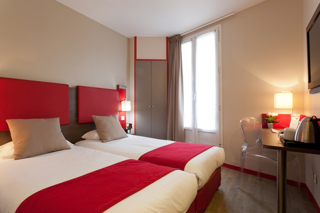 Hotel best western hotel eiffel auteuil paris 16e for Hotel best western paris