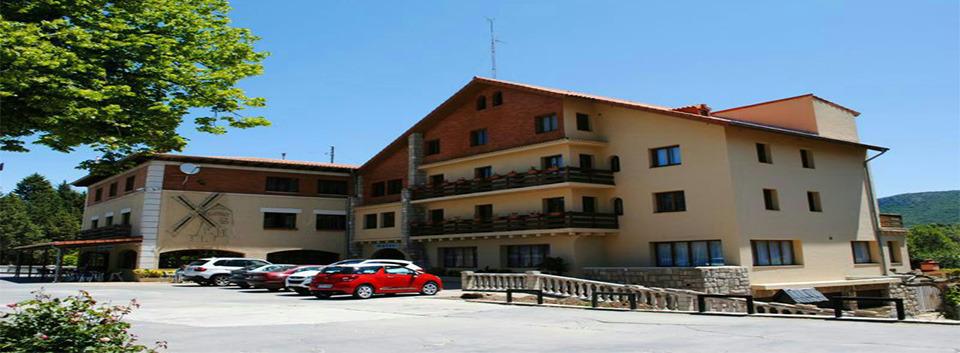 Hotel Pancorbo Espagne