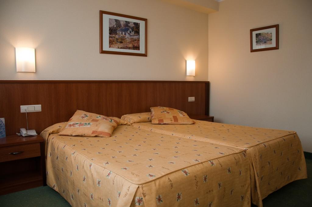 Hotel Berga Espagne