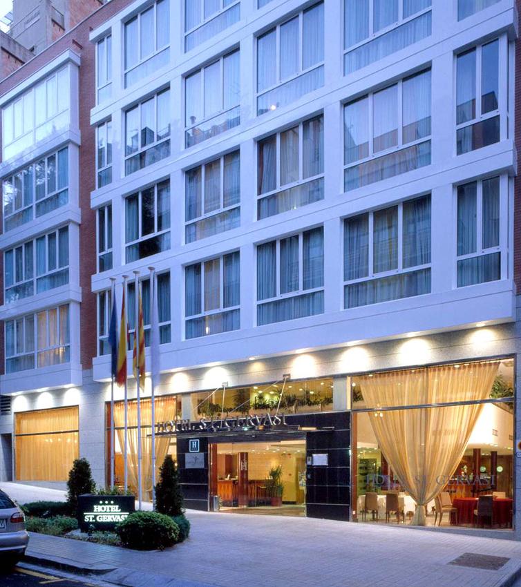 Hotel Silken Sant Gervasi Barcelona Spain