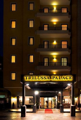 Hotel Trilussa Palace Hotel Congress Spa Rome Italy Hotelsearch Com